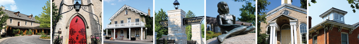 Local Spots Around Ancaster